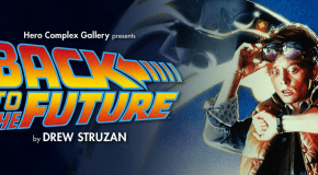 Hero Complex Gallery offers Drew Struzan 'Back to the Future' screen prints in timed release