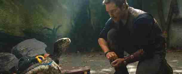 'Jurassic World: Fallen Kingdom' gets a brand new trailer!