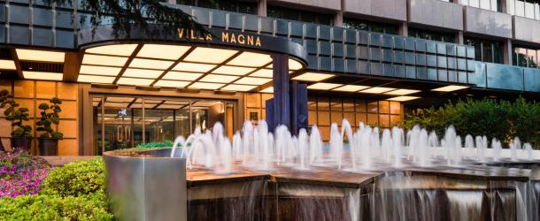 Hotel Villa Magna: Five star elegance in the heart of Madrid