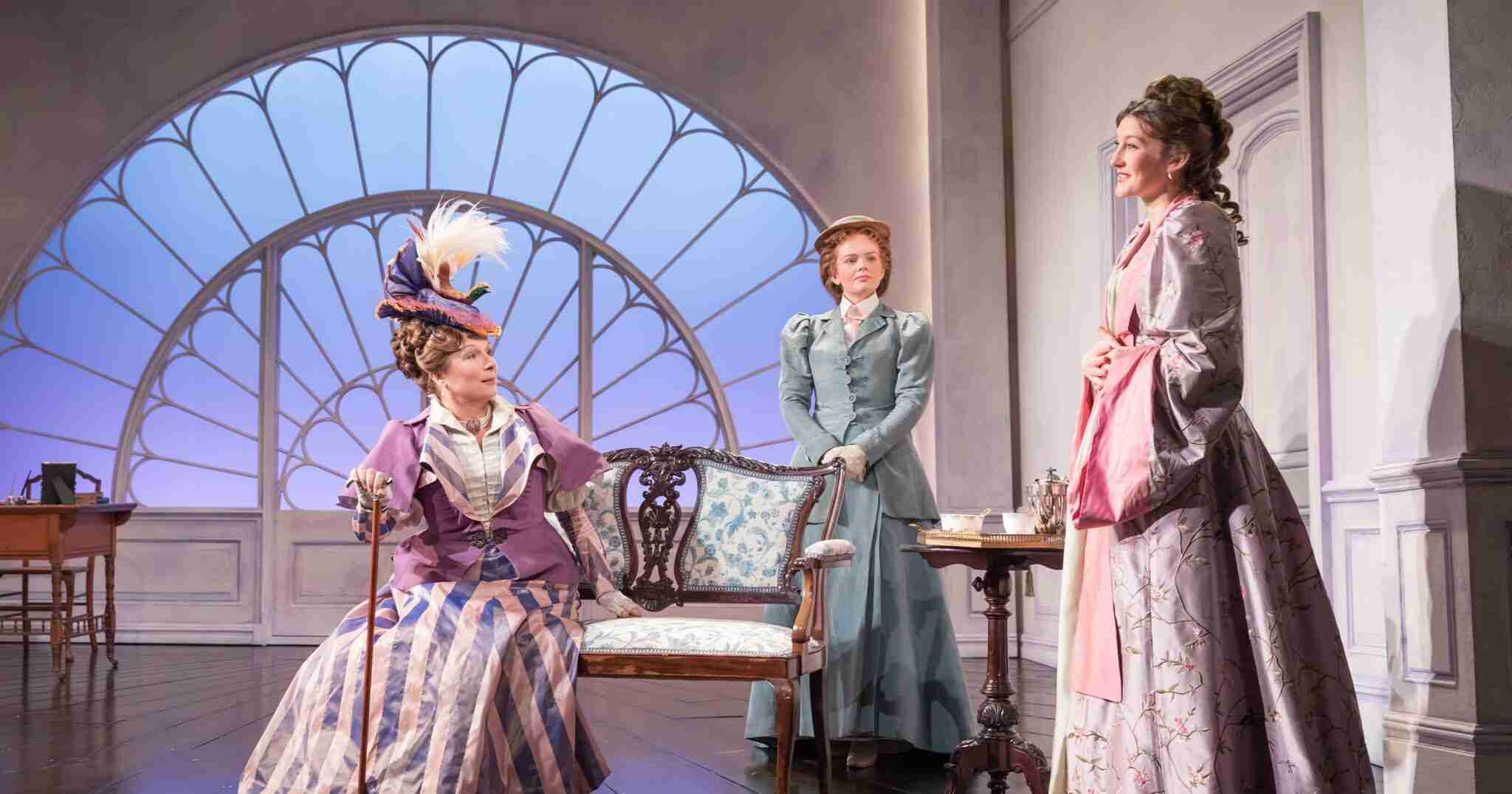 'Lady Windermere's Fan' to be broadcast live from the Vaudeville Theatre on 20 March, 2018