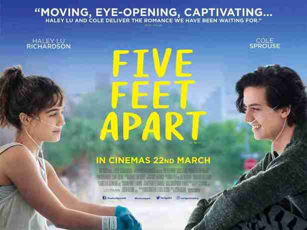 Five Feet Apart Picture: 'Five Feet Apart' Gets An Official UK
