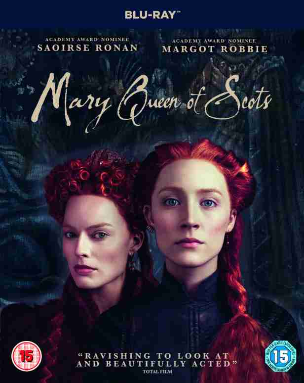 The Arts Shelf – Competition: Win 'Mary Queen of Scots' on
