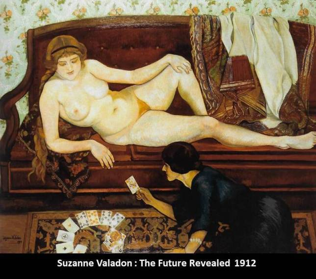 Suzanne Valadon, The Future Revealed, 1912