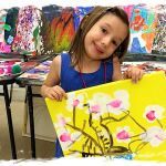 AGES 4 – 11: SUMMER ART CAMP FOR KIDS: CREATIVE PAINTING, DRAWING, MIXED-MEDIA, & MORE! - Week 9 - Mon-Fri, Aug. 10th-14th