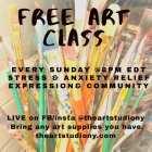 free online art class