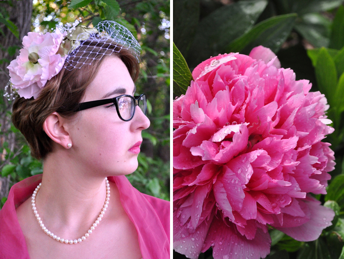 image of peony and hat the artyologist