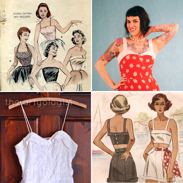 inspiration for playsuit top the artyologist