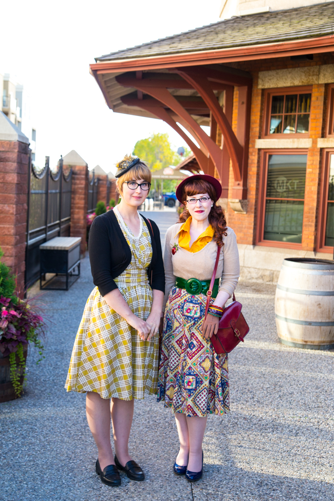 vintage-blogger-meetup the artyologist Blogger Meetup with Jessica of Chronically Vintage