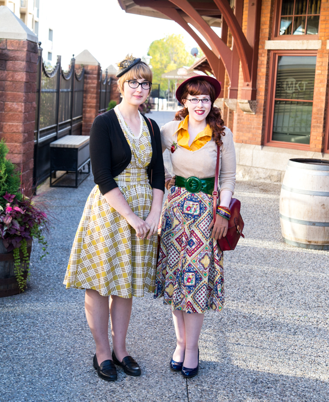 vintage-blogger-meetup-september-2016_edmonton the artyologist, Blogger Meetup with Jessica of Chronically Vintage