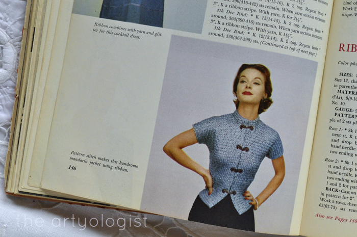 ribbon dressy sweater, the artyologist