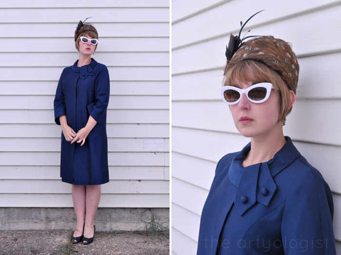 comfort of a tried and true outfit, the artyologist, hat