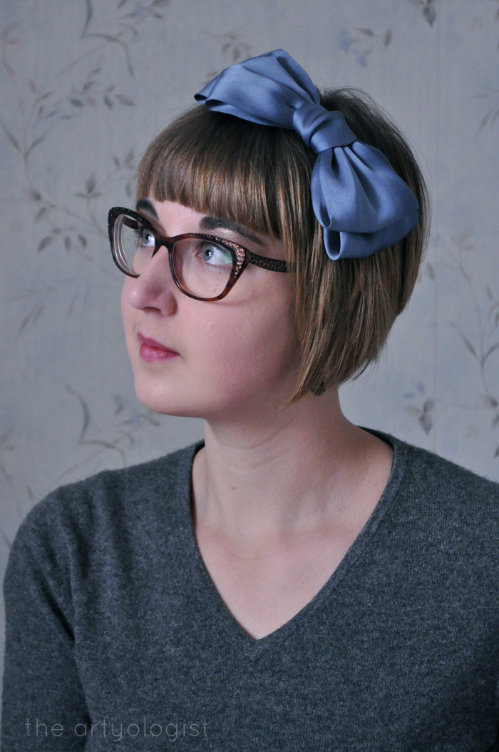christmas-baking day, 5 headbands to wear for the holidays, the artyologist