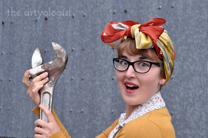 Outtakes Volume Two, the artyologist, big-wrench
