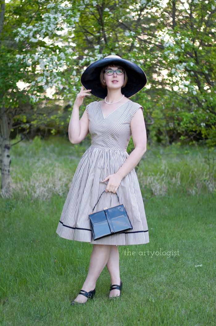 Salvaging a Sewing Project with Vogue 8789, the artyologist