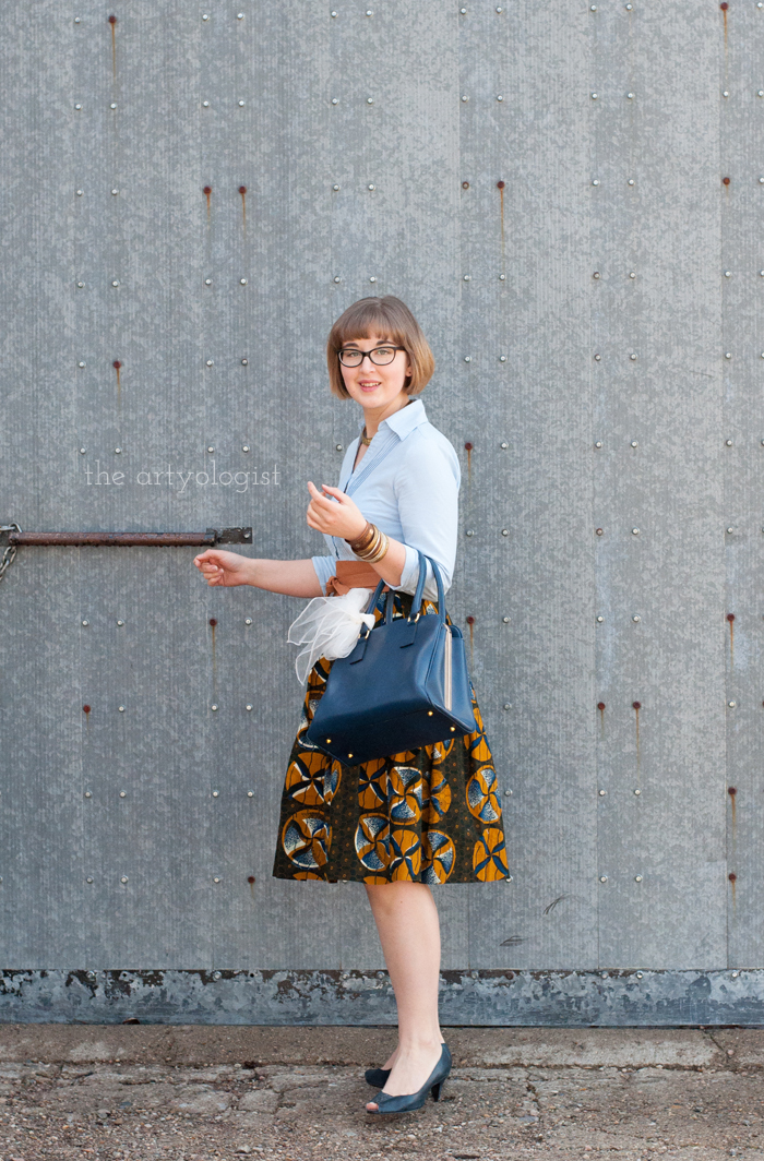 How to Start Dressing Ethically, the artyologist, outfit