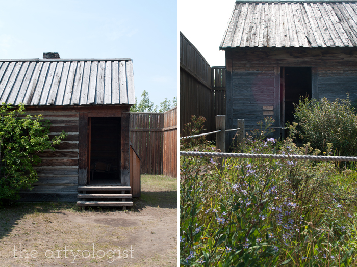 A Period Incorrect Outfit at Heritage Park , the artyologist, doorways-and-garden