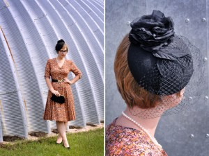 guest post, embellishing a hat, the artyologist