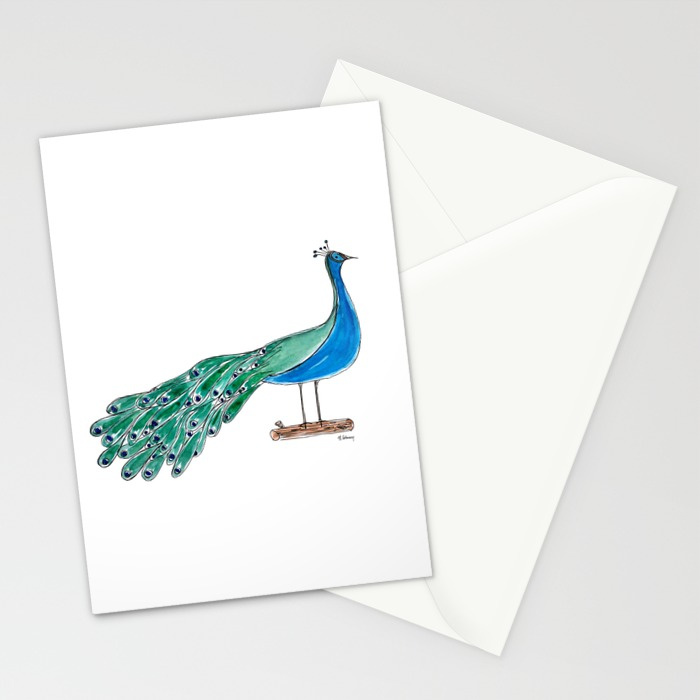 The Peacock Stationery