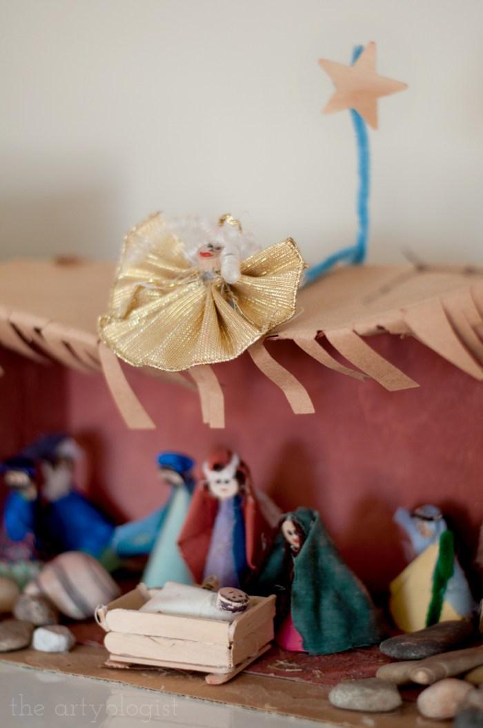 nativity, the artyologist