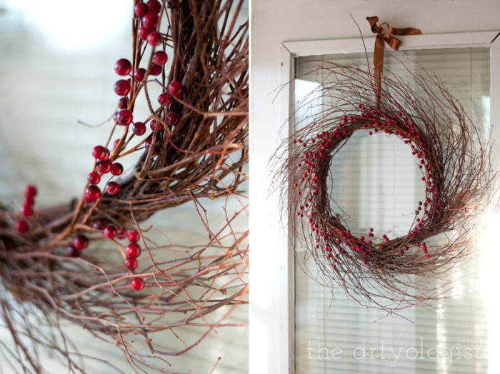 wreath, the artyologist
