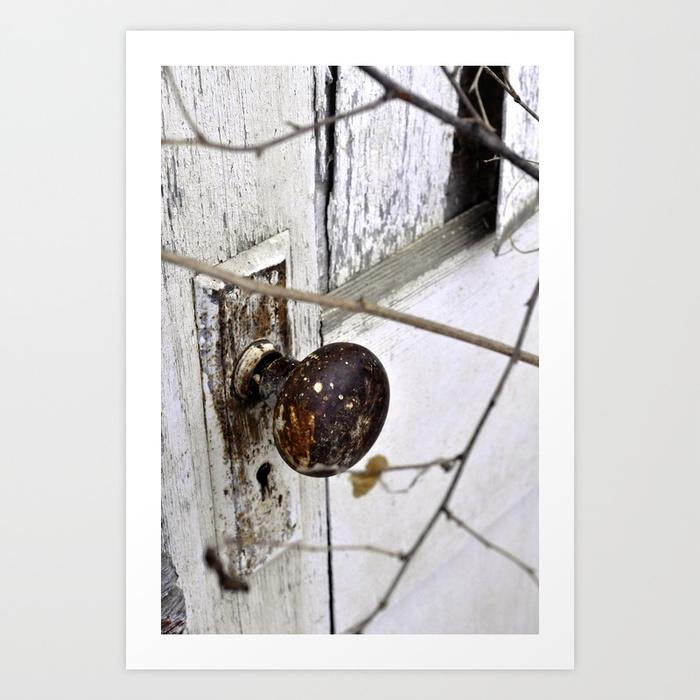 Hidden Door, Giclee Print