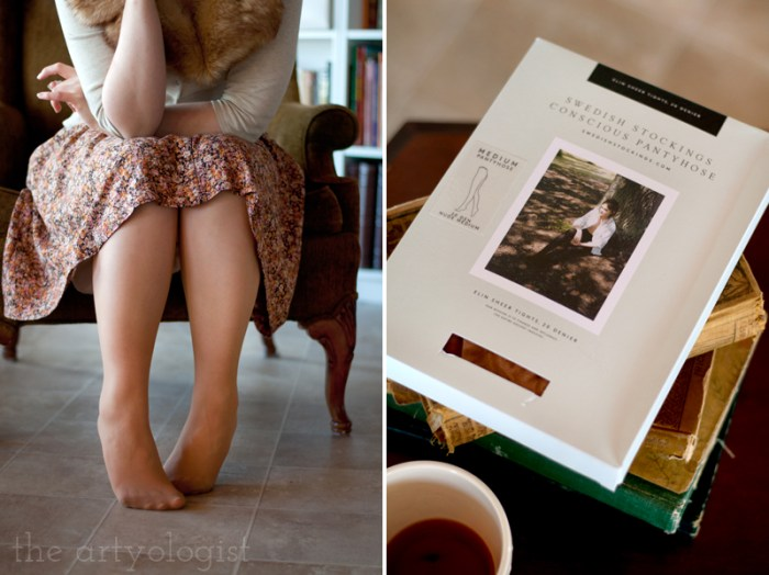 Swedish Stockings Review, the artyologist