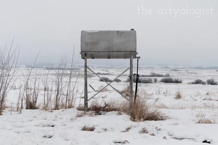 winters-day-gas-tank, the artyologist