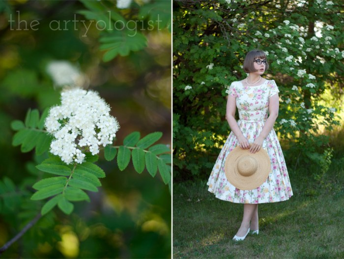 ladies-tea-outfit, garden party dress, the artyologist
