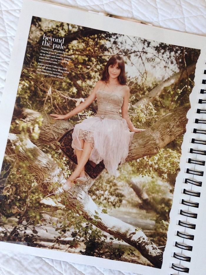 fashion scrapbook 9, the artyologist