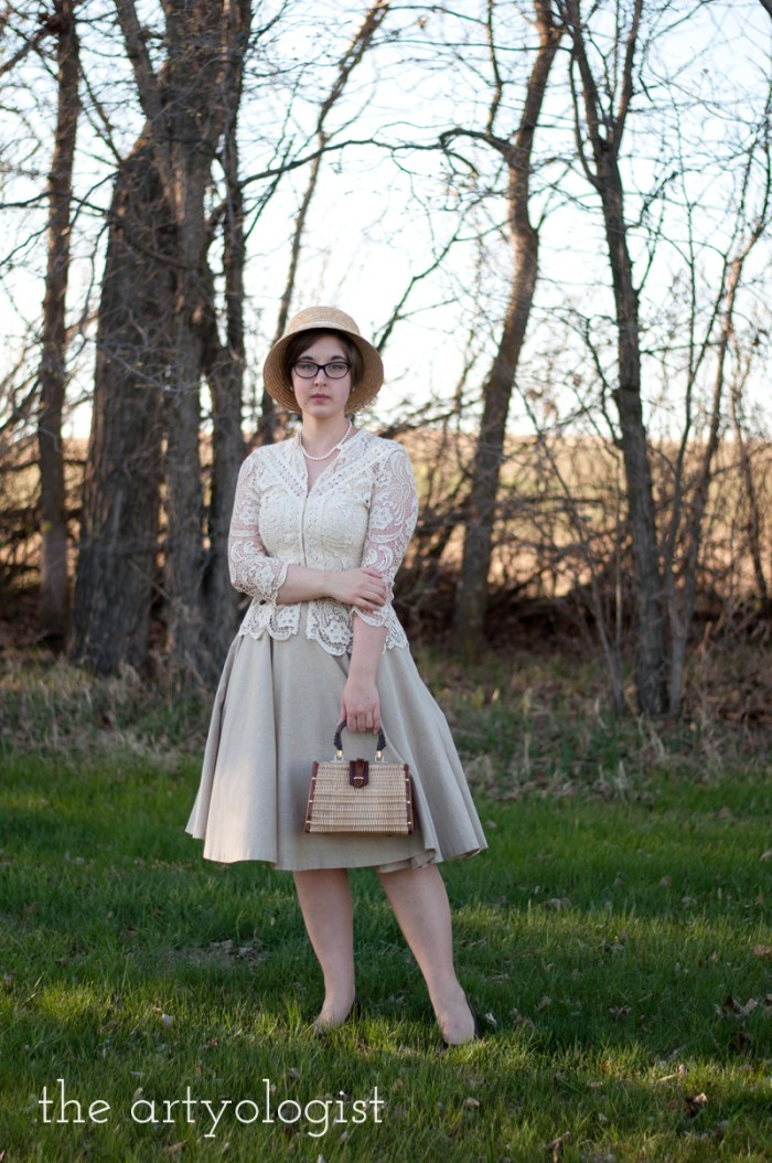 A very Belated Easter Outfit, the artyologist