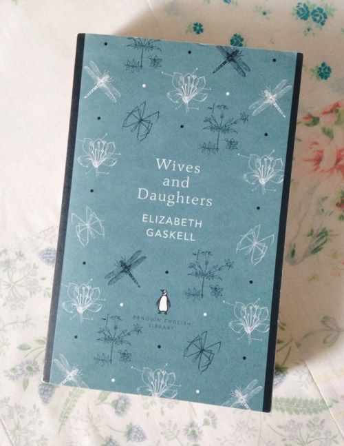 wives and daughters book cover