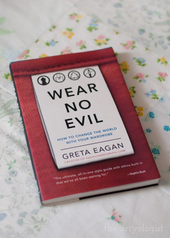 wear no evil book cover