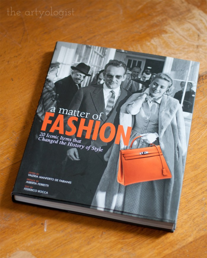 A Matter of Fashion book cover