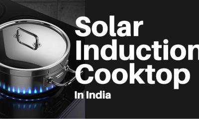 solar induction cooktop