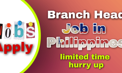 Branch Head Buaya Lapu Lapu Cebu City - Jobs in Philippines