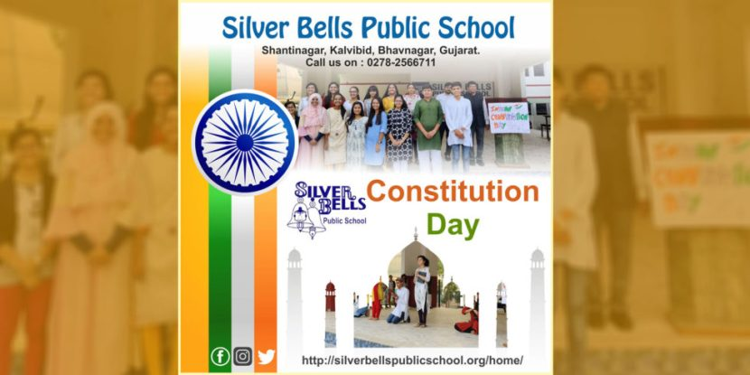 Constitution Day Silver Bells Public School Amarjyoti Gohil Ankit Akolkar The ASIS Group