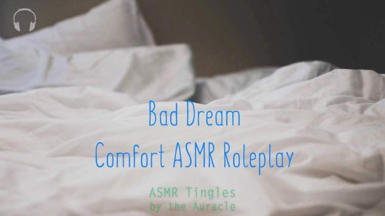 Comfort After A Bad Dream Roleplay