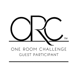 One Room Challenge – Fall 2016 Edition!