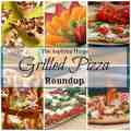 PicMonkey Collagegrilled pizza