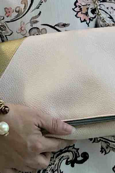 Easy Quick Sew DIY Handbag