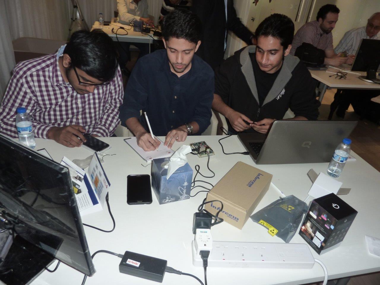 ioT Workshop – Dec 14 2014
