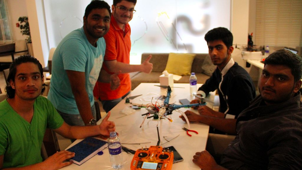 Workshop – Basics of UAVs – Nov 28, 2015
