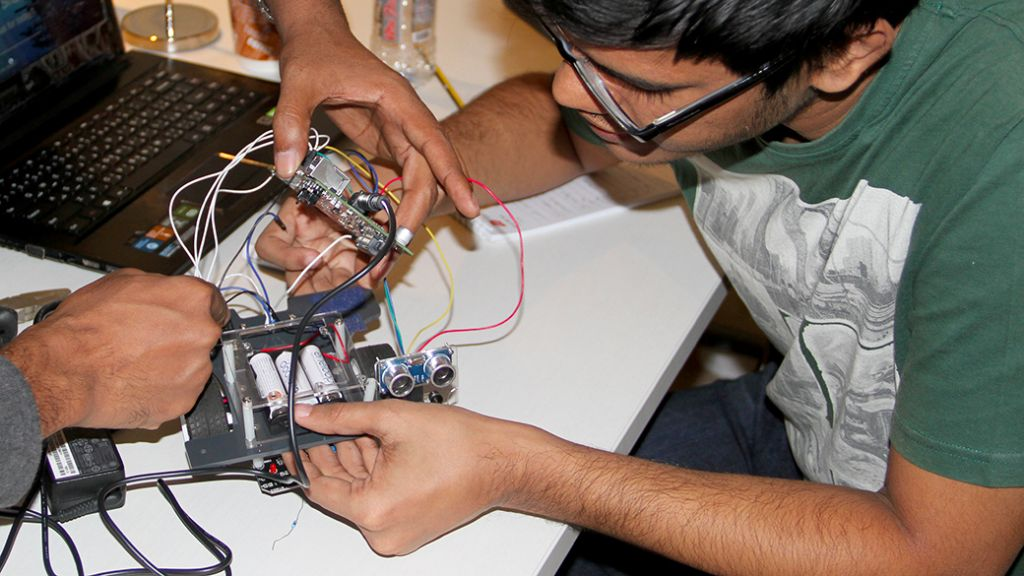 Workshop – Robot Vision – Dec 12, 2015