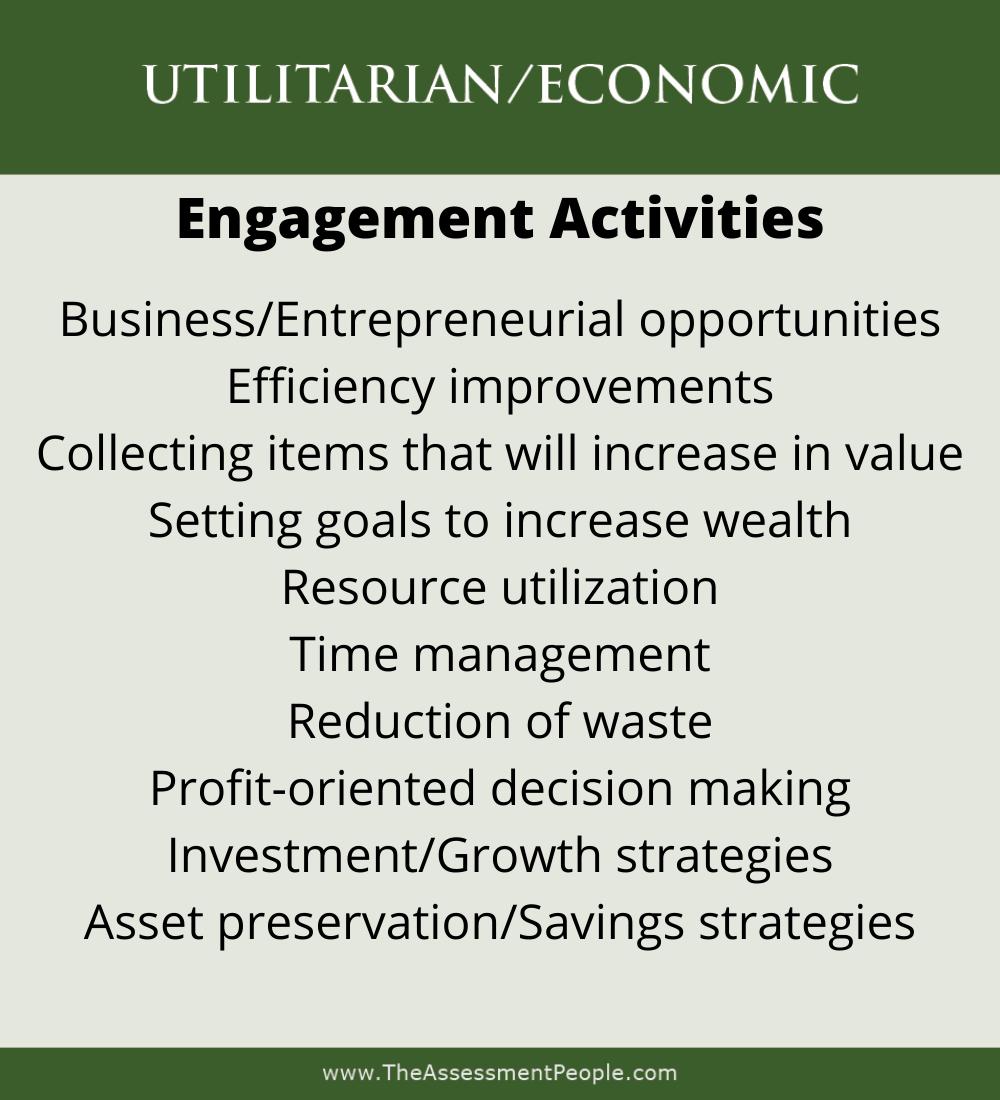 UtilitarianEngagement