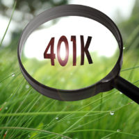 Don't Neglect Your 401k Retirement Plan