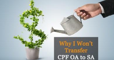 CPF OA to SA