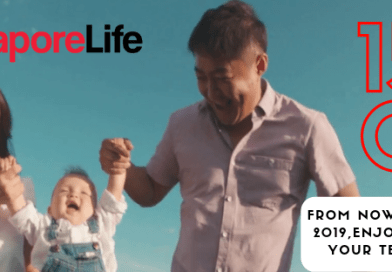 SingLife Term Insurance! NEW 15% discount!