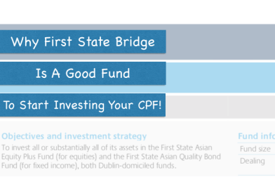 Why First State Bridge Is A Good Fund To Start Investing Your CPF