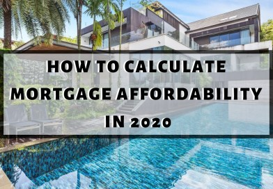How To Calculate Mortgage Affordability in 2020!