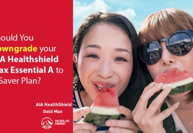 Should you downgrade your AIA Healthshield Gold Max or Essential rider?